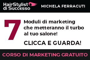 7 Moduli di marketing
