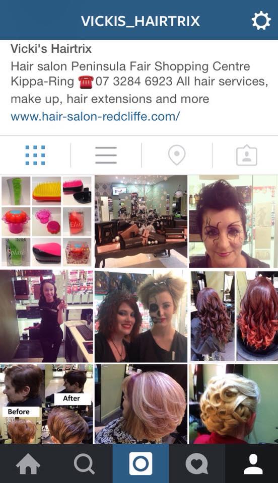 Instagram per parrucchieri