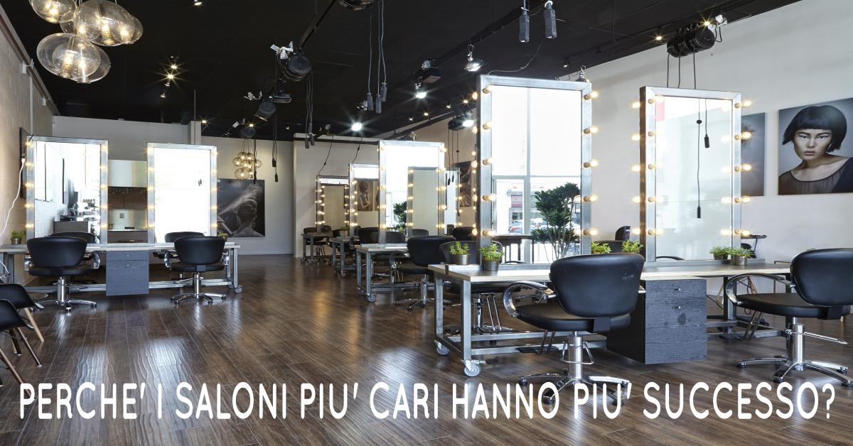 Hair stylist di successo marketing per saloni di for Vezzosi arredamenti parrucchieri