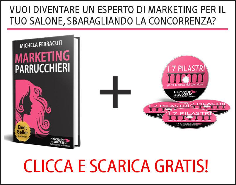 Marketing gratis parrucchieri