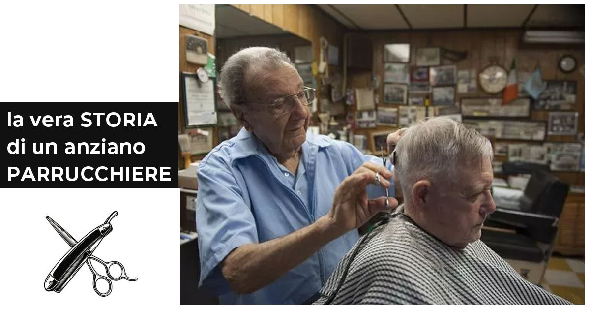 Storia di un anziano parrucchiere