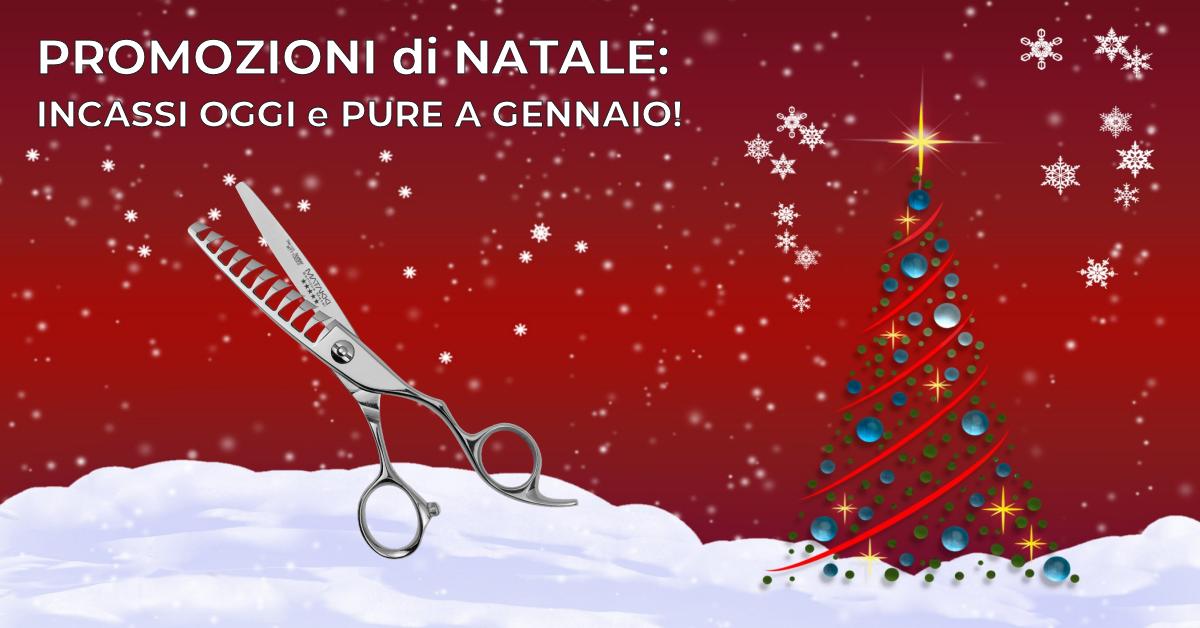 Promozioni Natale Parrucchiere